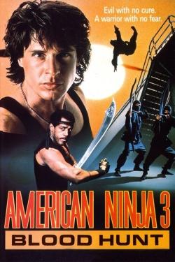 American Ninja 3: Blood Hunt-free