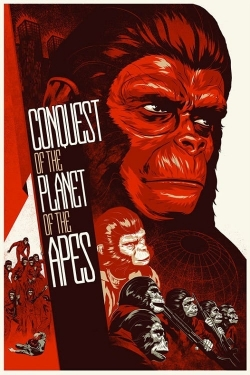 Conquest of the Planet of the Apes-free