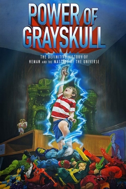 Power of Grayskull: The Definitive History of He-Man and the Masters of the Universe-free