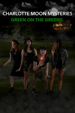 Charlotte Moon Mysteries - Green on the Greens-free