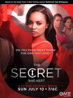 The Secret She Kept-free